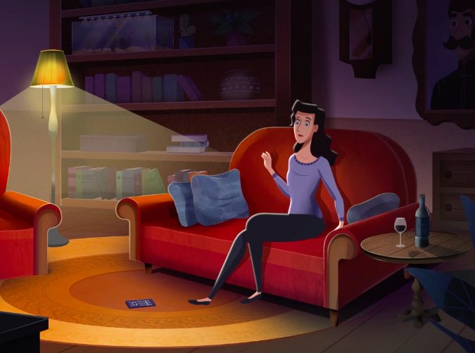 Nästan en familj-animation