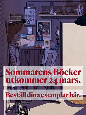 Sommarens böcker 2017