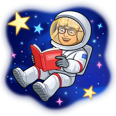 läsande i rymden