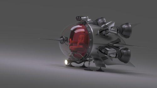rymdskepp